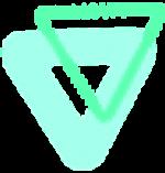 Green triangle emoji