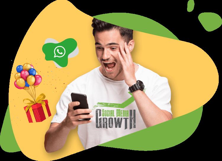 The social media growth premium whatsapp group